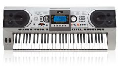Used Xtaraz Keyboard MK-935 w/adp & sustain pedal