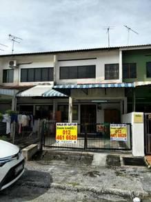 2 storey terrace house at Desa Cempaka
