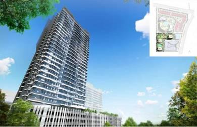 FREEHOLD NEW DEVELOPMENT, Cyberjaya Condo, Guarantee Rental