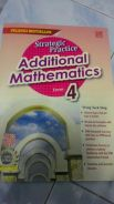 Pelangi Form 4 Additional mathematics