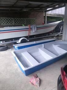 Boat 10' penghabisan stok