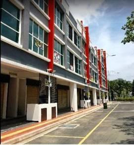 (3) three storey shop office- ara damansara