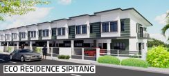 ECO Residence Sipitang (Modern yet Affordable)