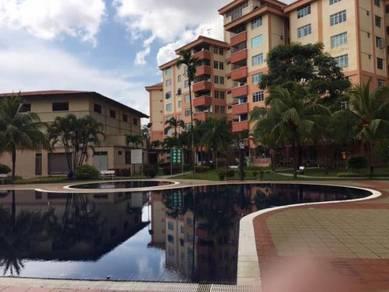 Villa Bestari Apartment at Nusa Bestari Johor Bahru