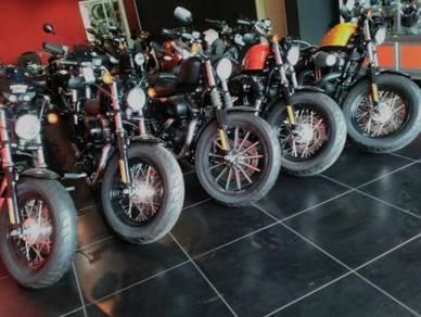 Harley davidson sporster 883 1200 48 LOAN KEDAI