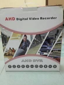 Ahd 4ch digital video recorder (dvr)