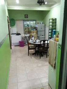 Bukit Katil Indah Single Storey for Sell RM192k (Bumi Lot)