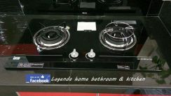 2 burners hoob/gas stove/dapur