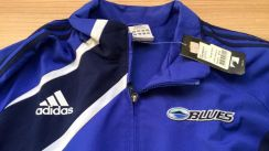 Adidas Rugby blues team Jacket Blues Tsuit