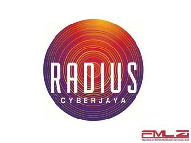 Radius Shop Lot Cyberjaya New Property Completion 2018
