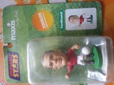 Football star figures