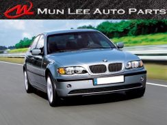 BMW E46 3 Series 02 Facelift Fender Lamp Light