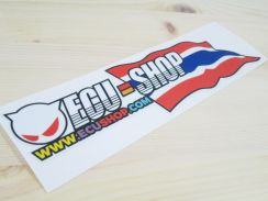 ECU Shop Thailand Sticker