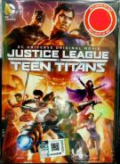 DVD ANIME DC Movie Justice League Teen Titans