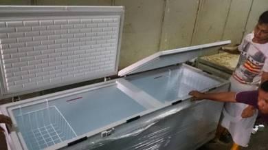 (Freezer gergasi brand hitec mod3l hfz c750)/