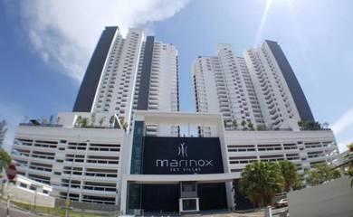 Marinox 1450sf Block B Sea View Best Deal near The Brezza Tamarind