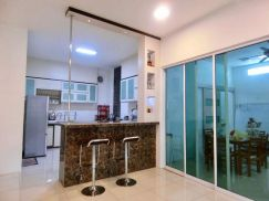 Double storey semi-D_ Taman Machang Bubok beside Tropicale Residence