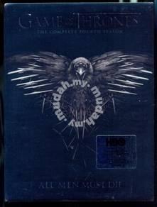 Game Of Thrones - The Fourth Season - DVD