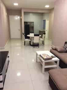 Green Terrain Prima Villa Condo Cheras 4r3b, Fully Furnish Cheap Sale