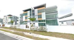 Skudai 12900sqft semi-d factory, showroom