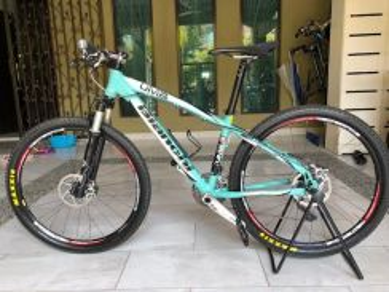 Bicycle Bianchi KUMA 5300 26