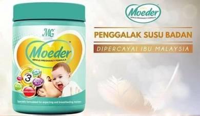 Original : moeder milk (susu moeder)