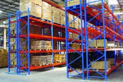 New Heavy Duty Selective Pallet Racking