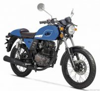 New keeway cafe racer 152 old stock no sst