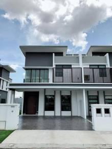 Bumi 2 Storey Cluster House, Tmn Denai Alam, Pasir Gudang