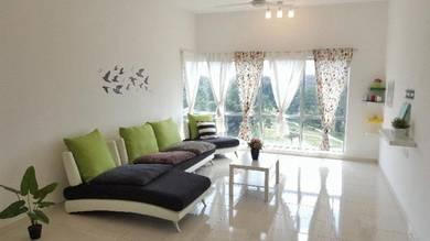 I Residence, I City, Shah Alam, 3R2B 1255sf Full Furnished (New)