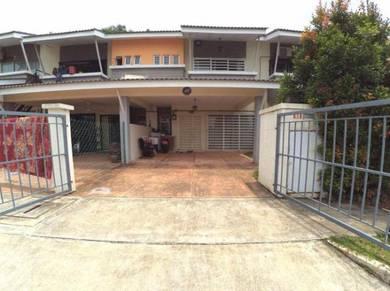 MURAH - FACING OPEN - Rumah Teres 2 Tingkat Taman Desajaya, Senawang