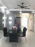 Tebrau City Residence,3 bedroom ( full loan, cash back, full Renovate)