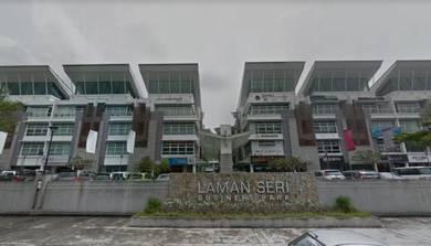 Seunit pejabat laman seri business park, sek 13, shah alam selangor