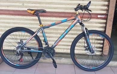 Basikal GTA MTB 26T8 26Inci