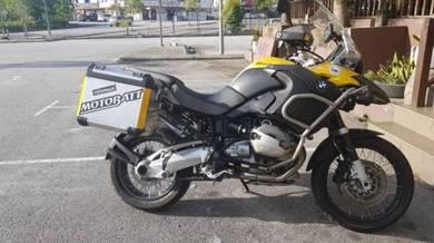 MOTOSIKAL BMW gsa 1200