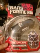Transformers Barricade The Movie