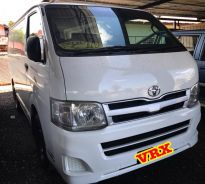 Used Toyota Hiace for sale