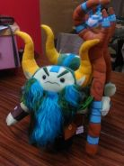 Dota 2 Plush Nature's Prophet (Removed fr package)