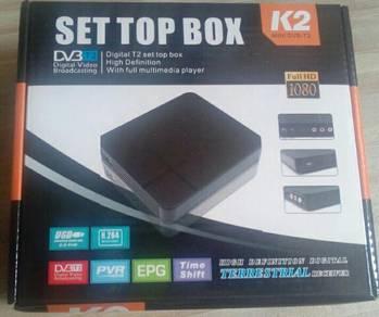 Tv box siaran hd