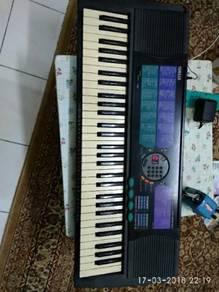 Keyboard yamaha psr 185 ada key x bunyi