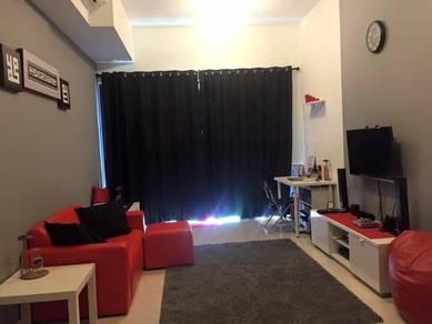 Regalia studio , jalan kuching , Sunway putra mall , 5min lrt