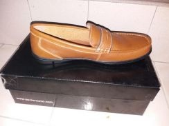 The Savile Row Loafer Shoe (Genuine Leather)
