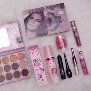 Set makeup terlajak murah