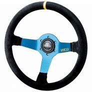 Sparco MONZA L550 Steering Wheel Black Suede - 350