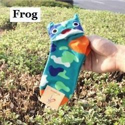 Sock/Frog/Adult