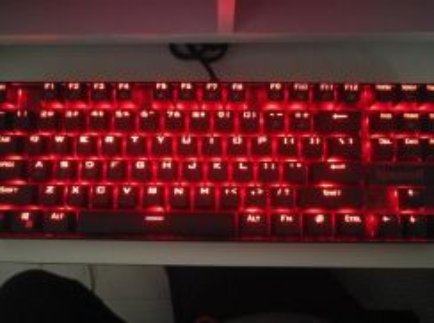 Keyboard redragon