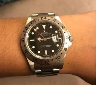 Rolex Explorer II 3186 Movement