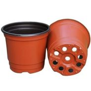 Plastic Garden Flower Mini Pot