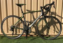Merida ride 4000 carbon road bike