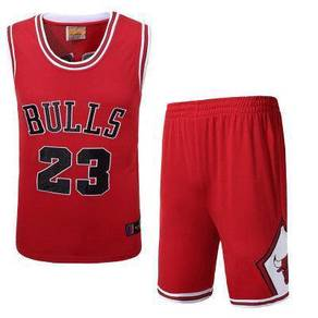 NBA basketball shirt+trouser sportwear set